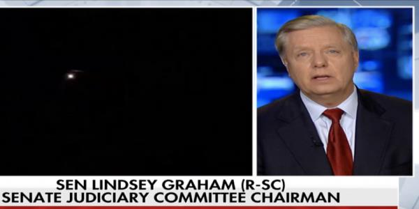 Lindsey Graham says Trump is the 1st president in 40 years to understand Iran