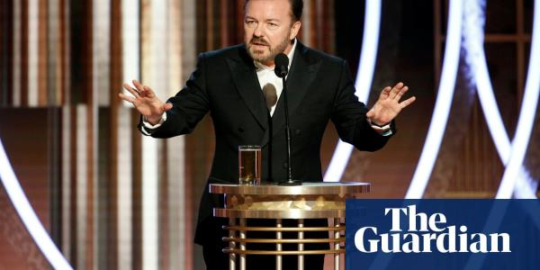 After Ricky Gervais at the Golden Globes, is this the end of the awards show host?