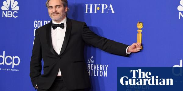 Can Joaquin Phoenix save the planet by wearing one tuxedo for the whole awards season?
