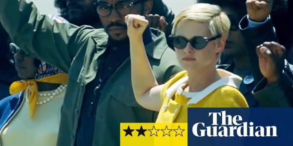 Seberg review – flawed study of a star hounded by Hollywood