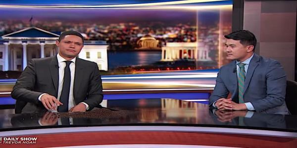 The Daily Show looks back on 8 particularly stupid moments, 1 favorite, from 2019
