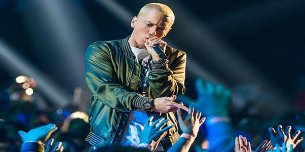 Eminem drops a surprise album and music video advocating new gun laws in America