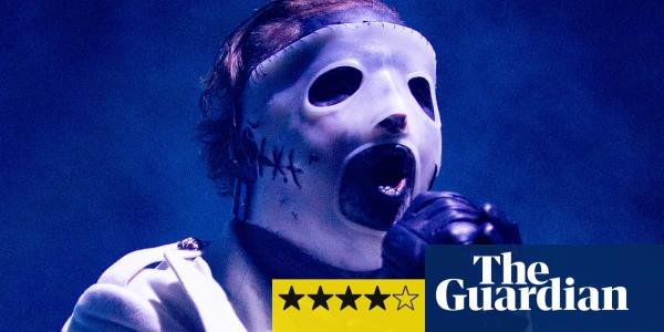 Slipknot review – a haven of euphoric noise in a world gone mad