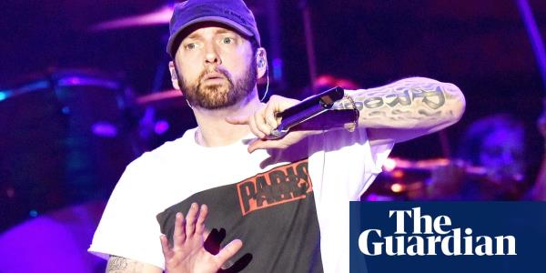 Eminem faces backlash after comparing himself to Manchester Arena bomber