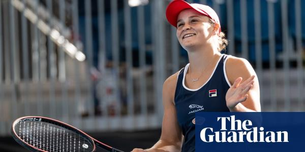 Ash Barty wins Adelaide International for first home WTA title