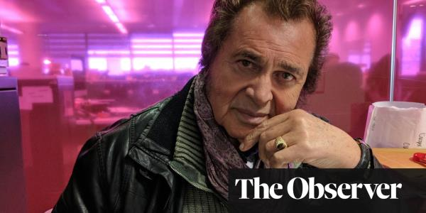 Sunday with Engelbert Humperdinck: 'My dreams are the blueprints of my reality'