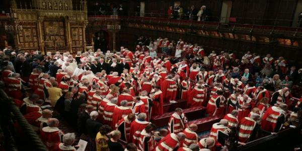 House Of Lords Could Move To York Under Boris Johnsons Plans