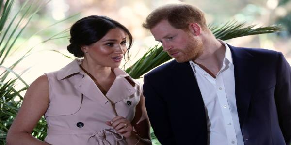 Why Are Prince Harry And Meghan Markle Dropping Their HRH Titles?