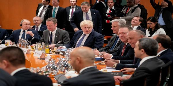 PM To Raise Concerns About Driving Habits Of US Personnel At World Leaders Summit After Footage From Harry Dunn RAF Base Emerges