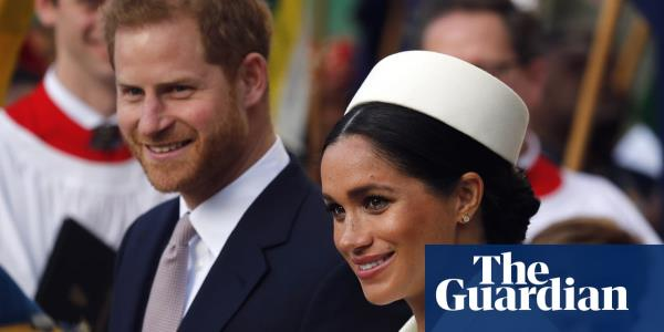 Harry and Meghan 'required' to sacrifice royal roles