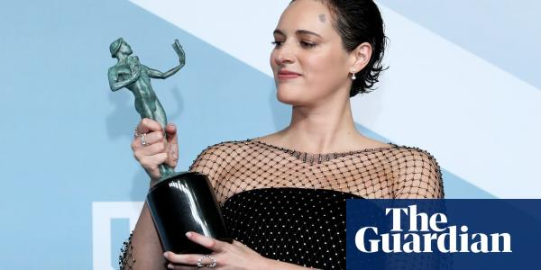 SAG awards: Phoebe Waller-Bridge wins best female actor in a comedy for Fleabag