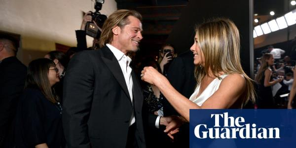 Why is the world so obsessed with the new pictures of Brad Pitt and Jennifer Aniston?