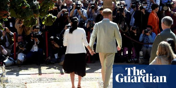 Harry and Meghan: legal actions show level of distrust of UK press
