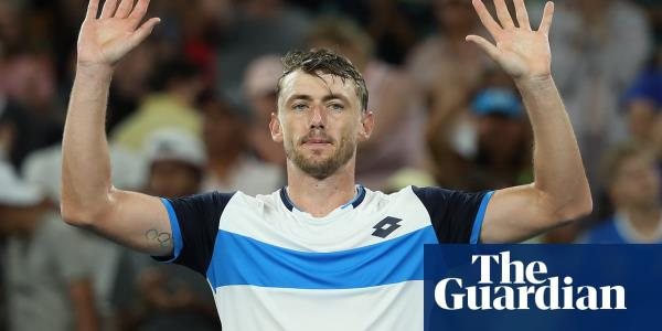 You start out at 0-0: John Millman eyes repeat upset against Roger Federer