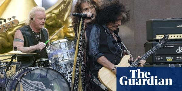 Dream on: Aerosmith drummer Joey Kramer loses bid to play at Grammys