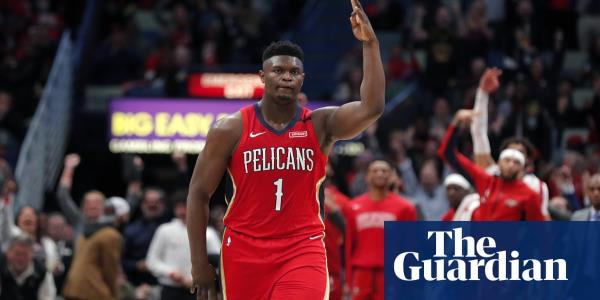 ESPN accused of fat-shaming Zion Williamson during electric NBA debut