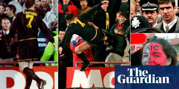 Eric Cantona and the hooligan: the impact of the kung-fu kick 25 years on