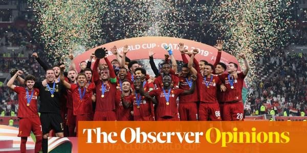 The Club World Cup is not about football – its about making the rich even richer | Jonathan Wilson