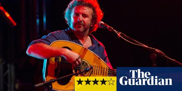 Xylouris White review – fearless and joyous Greek folk music