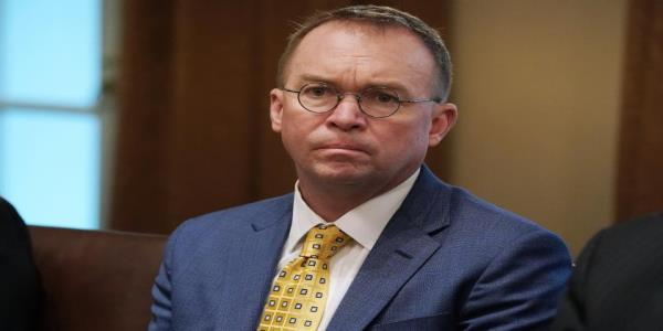 Mick Mulvaney denies knowing about Ukraine conversation between Trump and Bolton