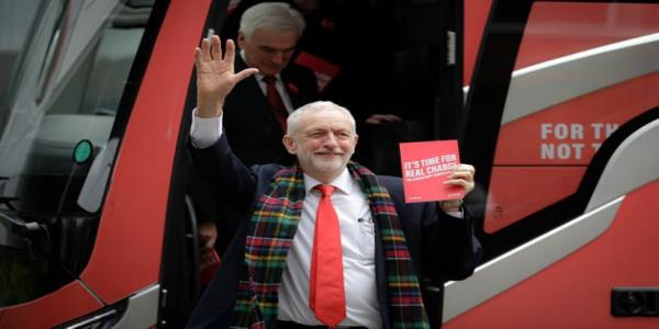 Brexit Broke Labour At Election For Overwhelmingly Unpopular Corbyn - Report