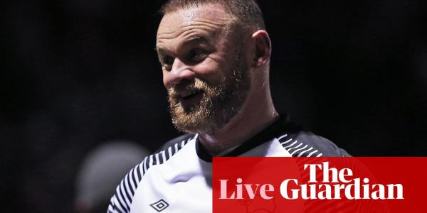 FA Cup fifth-round draw: Rooney and Derby could face Manchester United