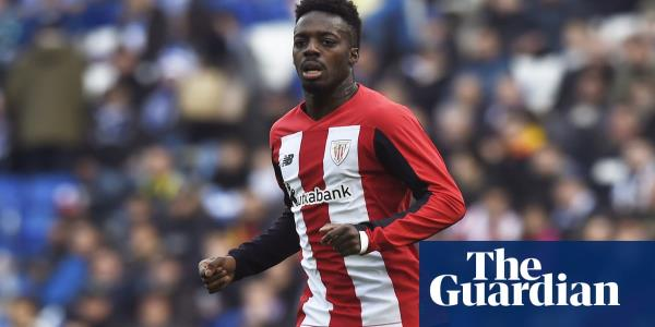 Espanyol to ban 12 supporters after racist abuse of Athletics Iñaki Williams