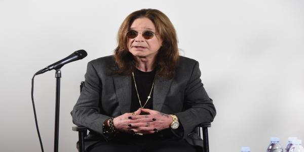 Ozzy Osbourne reveals hes been diagnosed with Parkinsons disease
