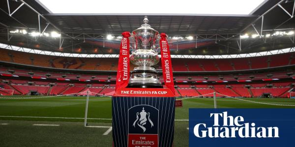 FA Cup final to be held on 1 August with quarter-finals resuming on 27 June
