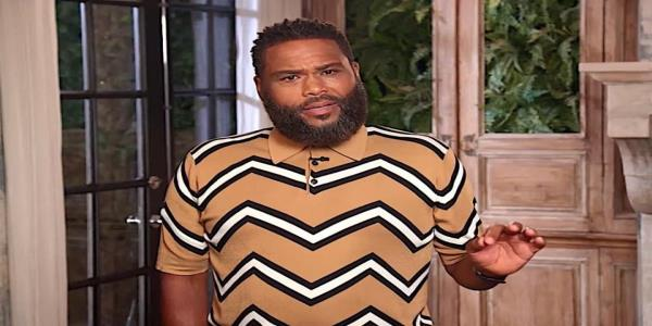 Kimmel guest host Anthony Anderson is not impressed with Trumps July 4th Bruno Mars cover band