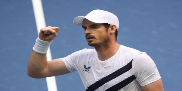 Andy Murrays double comeback advances him to U.S. Opens 2nd round
