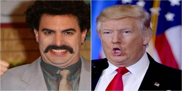 Borat Just Joined Twitter And Is Already Trolling The Wawaweewa Out Of Donald Trump