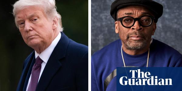 Spike Lee compares Donald Trump to Hitler