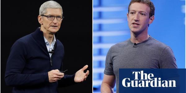 Facebook v Apple: the looming showdown over data tracking and privacy