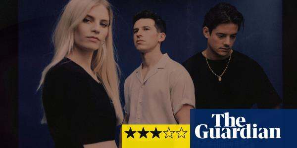 London Grammar: Californian Soil review – bold sounds amid the usual spectral fare