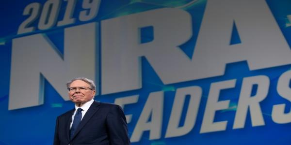 The NRAs Wayne LaPierre: Washingtons all-powerful gun man