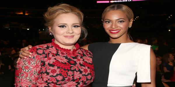Beyoncé And Adele Have Recorded A Song Together And We Are Not Ready