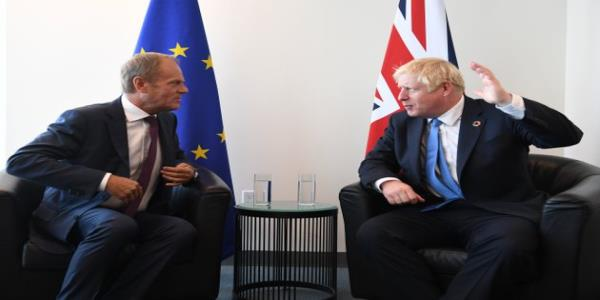 Donald Tusk Tells Boris Johnson To Stop Playing Stupid Blame Game In Angry Tweet