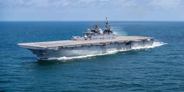 Meet Americas New Assault Ship Armed with F-35s (And Much More)
