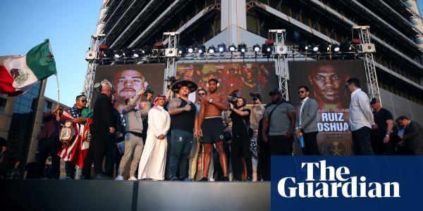Anthony Joshua fine-tuned and ready to claim redemption in Riyadh | Sean Ingle