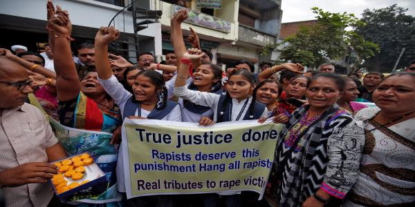 This Isnt Justice, Say Women As Indian Police Shoot Dead Suspected Rapists And Murderers