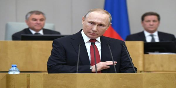 Putin signs Russias constitutional reform law