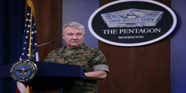 Two regional IS leaders killed in Syria: CentCom