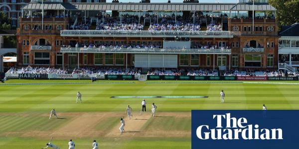 County cricket may return in August with small socially distanced crowds