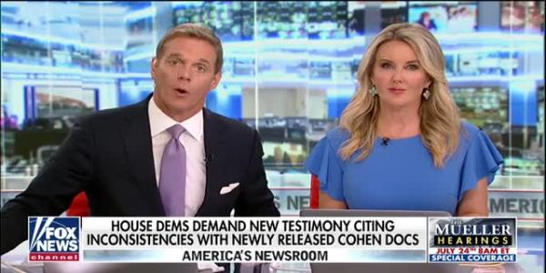 House Democrats demand new testimony citing inconsistencies with newly released Michel Cohen documents