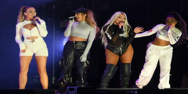 Little Mix Reignite Piers Morgan Feud Accusing Him Of Telling Porkie Pies After Including Him In Current Tour