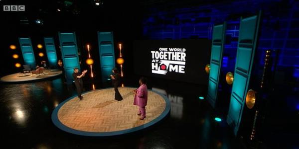 BBC Addresses Together At Home Criticism After Presenters Appear In Studio