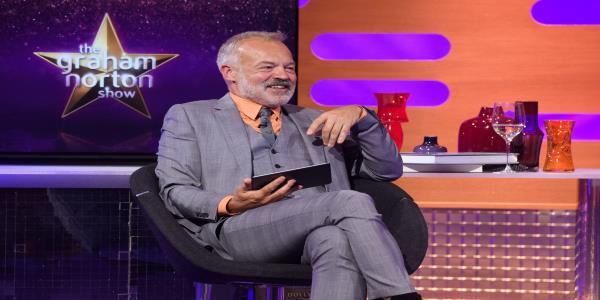 Graham Norton Fans Relieved To See Chat Show Return To Studio – Albeit With Major Changes
