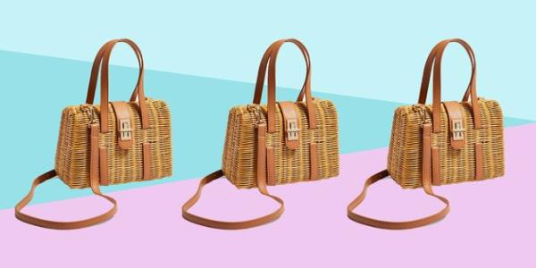 7 Stylish Straw Bags For Summer (That Dont Look Like Everyone Elses)