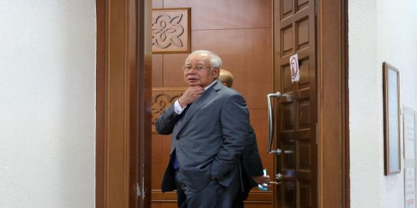 Witness Says Najib Note Shows He Knew Source of $10 Million in His Account